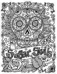 Small Picture 145 best Skulls DIY images on Pinterest Sugar skulls Day of