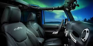 2018 jeep wrangler unlimited polar edition interior forest lake