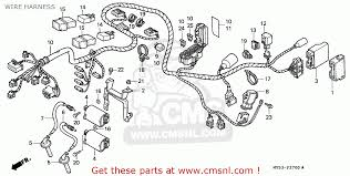 honda cb500 1994 r kph wire harness buy wire harness view large image
