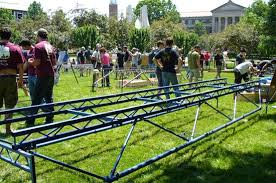 Be Careers Sponsors The 2011 Asce Aisc National Student Steel Bridge