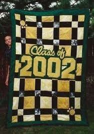 Tab's Graduation Quilt | Favorite Places & Spaces | Pinterest & Graduation IdeasGraduation GiftsMemory QuiltsParty ... Adamdwight.com
