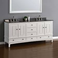 Double Bathroom Sink Cabinet Double Sink Vanities