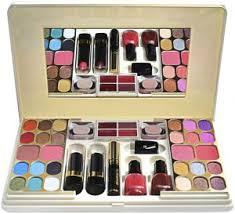 just gold makeup kit set of 49 piece jg923