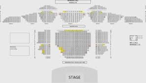 Buell Theater Seating Chart Paramount Theatre Denver Seating Chart Genuine The Buell