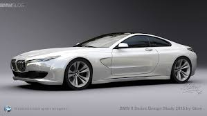 Bmw Shark Design Bmw 8 Series Design Study Aims To Revive The Spirit Of The