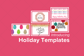 Holiday Templates Weve Added New Holiday Email Templates Designs
