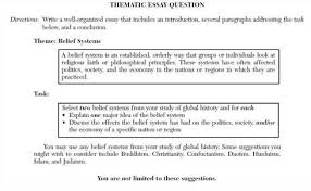 thematic essay topics co thematic essay topics