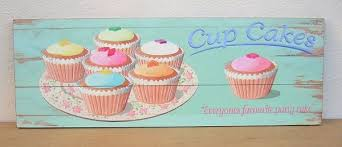 cupcake canvas print wall art