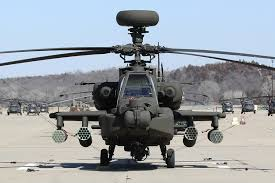 Demon Brigade Fields Improved Apache Helicopters Article The