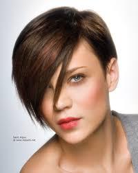 10 Hele Leuke Trendy Korte Kapsels Voor Dames Met Steil Haar