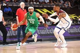 Nigeria beats Team USA 90-87. In ...