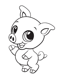 Small Picture cute coloring pages of baby animals PHOTO 389523 Gianfredanet