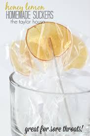 lemon honey homemade ers