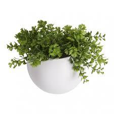 wall plant globe pot utility design uk
