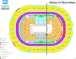 Xfinity Center Seating Chart Maryland Xfinity Center Seating Map Yourhomecare Info