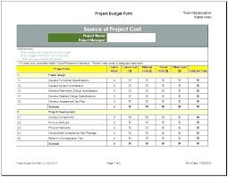 Budget Plan Sample Business Sample Business Budget Template Naomijorge Co