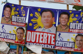 Philippine presidential front-<b>runner</b> could hinder US <b>military</b> ties ...
