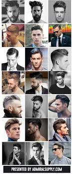 バーバー系の刈り上げヘアスタイル特集 For The Man メンズヘア