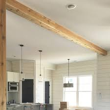 shiplap and rustic wood accents