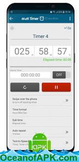 Download Timer Multi Timer Stopwatch V2 6 1 Build 217 Premium Apk Free