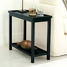 small wooden side table jet rubbed black narrow wooden side table inside small tables ideas 5 small wooden side table