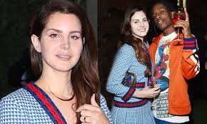 Kendall Jenner Boyfriend Aap Rocky Cuddles Lana Del Rey Daily