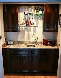office wet bar. Perfect Bar Home Office And Wet Bar Makeover By EclecticRecipescom Recipe With Pinterest