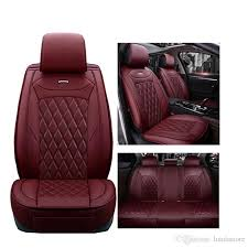 luxury pu leather car seat covers for mercedes benz a b c d e s series sprinter maybach cla clk car accessories seat cover infant car seat cover for boys