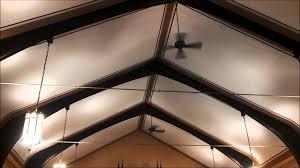verandah lighting. Nutone Verandah Deluxe Ceiling Fans In A Historic Church (FULL VIDEO) - YouTube Lighting