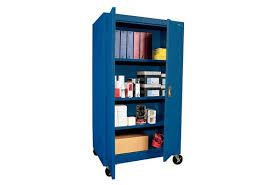 Metal storage cabinets with doors Lock Mobile Metal Storage Cabinet 66 Videostelefeinfo Mobile Storage Cabinets Discount School Supply