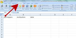 excel spread sheet how to read an excel spreadsheet 4 steps with pictures