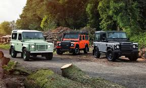 land rover defender 2015 4 door. say bye land rover defender bows out with three final editions 2015 4 door
