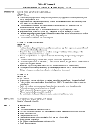 Resume Examples For Young Adults Rehab Tech Resume Samples Velvet Jobs 3