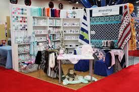 Quilt Market Houston 2015 Part 1 – Sewciety – My Cuddle Corner & Houston Market 2015 Shannon Fabrics Booth Adamdwight.com