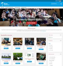 moodle templates klass a stylish flexible free moodle theme by lmsace