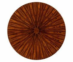 product information 54 art deco round dining table in high lustre art deco dining table high