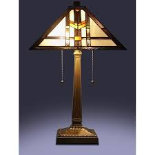 style mission table lamp ping great deals on style lighting
