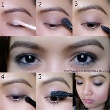 filename simple everyday eye makeup look png png korean doll makeup tutorial