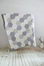 Single Bed Quilts – co-nnect.me & ... Signature Single Bed Blanket Online Texilemanufacture Quilt In Pastel  Hexagons Modern Quilt Cotton Quilt Handmade Single ... Adamdwight.com