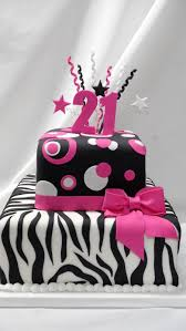 10 Best 21st Birthday Cake Designs Cakengiftsin