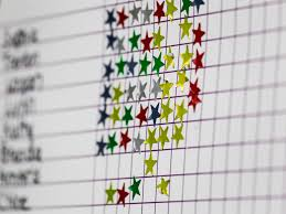 Gold Star Sticker Chart Youre Never Too Old For A Gold Star Chart Forge