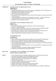 sap bw resume samples sap bi consultant resume samples velvet jobs