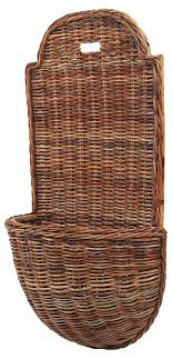 34 best wicker basket on wheels images on Pinterest | DIY, Basket ...
