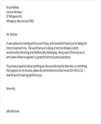 Email Thank You Letter Template Custom 48 ThankYou Letter In Word Templates Free Premium Templates