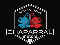 chaparral motors logo