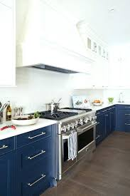 blue and white kitchen navy cabinets gorgeous cabinet ideas black b