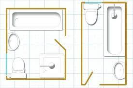 small bathroom floor plans with corner shower. Small Bathroom Floor Plans With Tub Extraordinary Corner Shower S