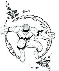 Power Ranger Coloring Books