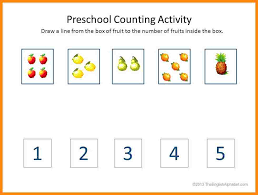 8+ preschool counting activities | math cover