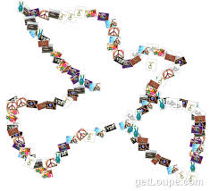 Example Of A Collage Peace Example Loupe Collage Loupe